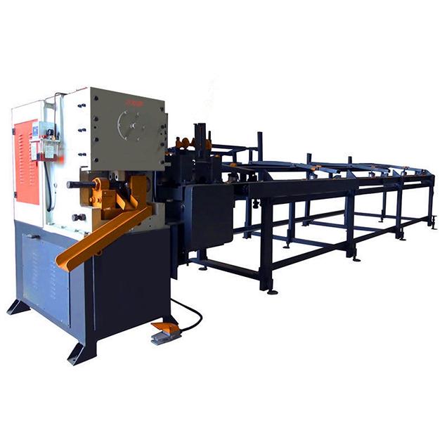 X-q47 series vertical shearing machine production line