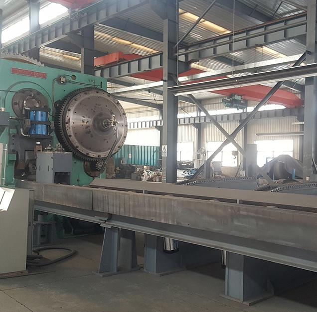 Q42-1000b bar cutting machine production line