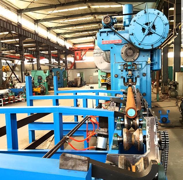 X-Q42 series precision bar shearing machine production line